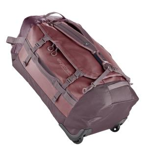 Cargo Hauler Wheeled Duffel 110L Earth Red
